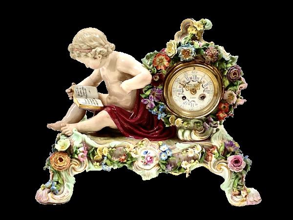 Meissen clock - image 1