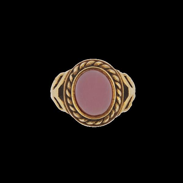 A Carnelian Signet ring - image 1