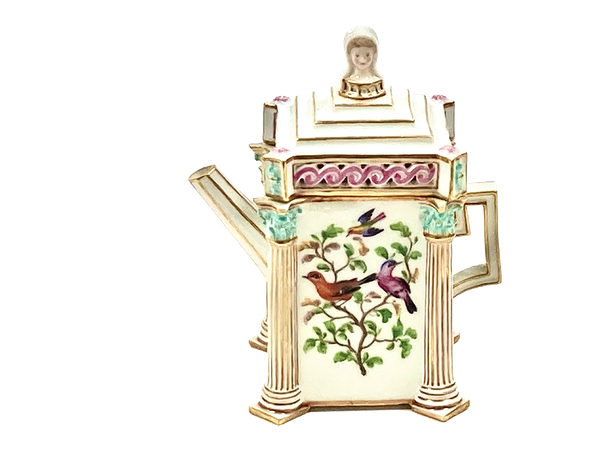 Meissen cabinet teapot and cover - image 1