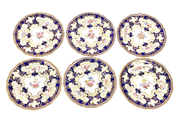 Set of   Royal Crown Derby plates - image 1