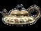 Miniature Satsuma wine pot - image 1