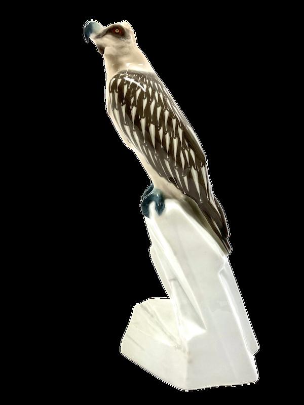 Meissen Art Nouveau bird - image 1