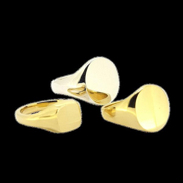 Bespoke Signet Rings made to order - image 1