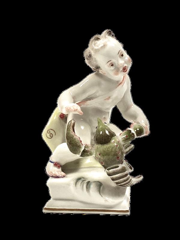 Meissen Zodiac figure - image 1