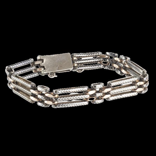 A Niello Bracelet - image 1