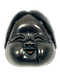 Lacquer mask Netsuke - image 1