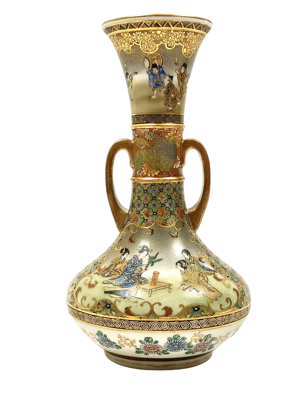 Kinkozan vase - image 1