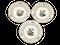 Meissen bird painted plates - image 1