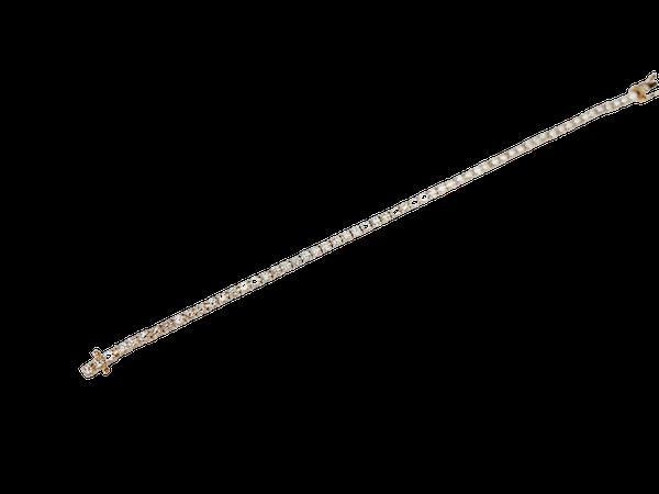 Diamond tennis bracelet sku 4916  DBGEMS - image 1