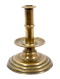 Brass trumpet-form candlestick, 17th century - image 1
