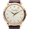 IWC, International Watch Company,18K Rose Gold, 36mm, Winding movement 1950's - image 1