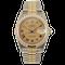 Rolex 18K Tridor Gold. 31mm. Model 68149. Midsize. Original Diamond Bezel. Year 1986 - image 1