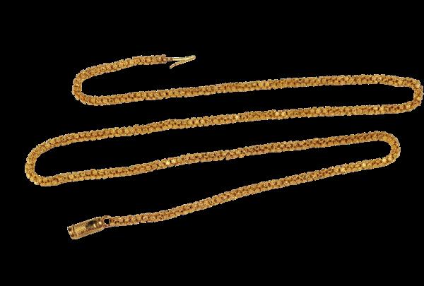 Antique gold chain sku 4959  DBGEMS - image 1