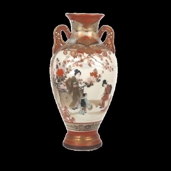 Japanese Kutani vase - image 1