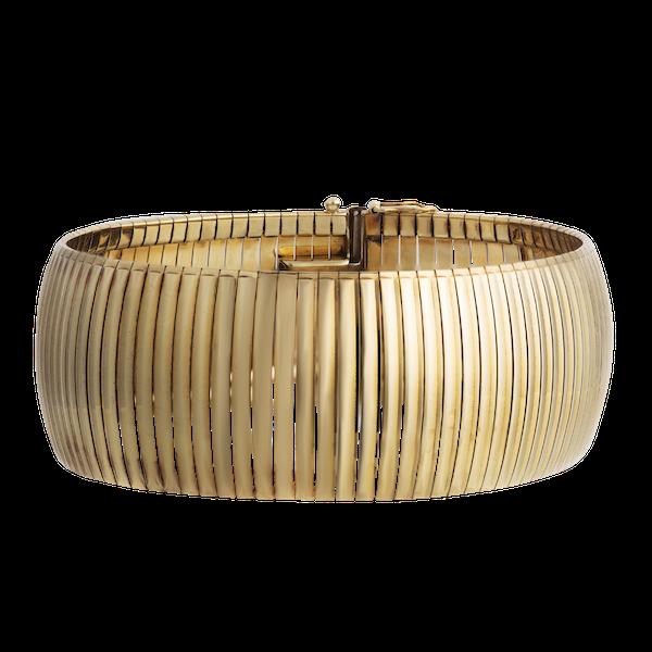 A Gold Bracelet - image 1