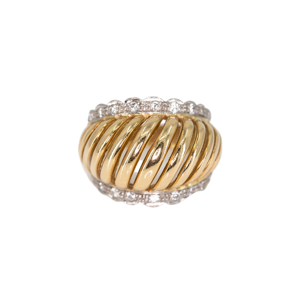 A Dress Ring by Ilias Lalaounis Offered by The Gilded Lily - image 1