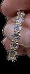 Boucheron eternity band in 18 carat yellow gold - image 1