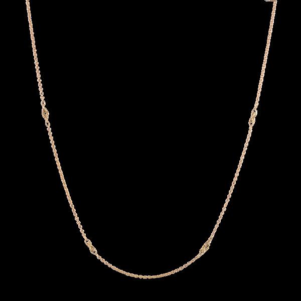9ct Gold Chain date circa 1900, SHAPIRO & Co since1979 - image 1