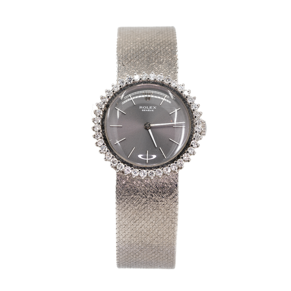 A Ladies Rolex Dress Watch Offered by The Gilded Lily - image 1
