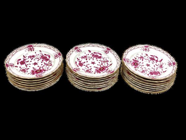 Meissen dinner plates - image 1