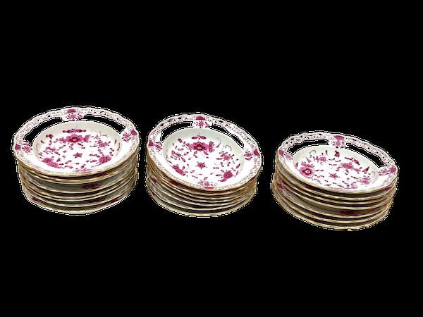 19th century Meissen soup bowls - image 1