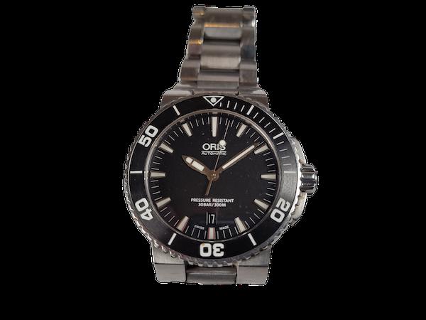 Oris sports watch sku 5013 DBGEMS - image 1