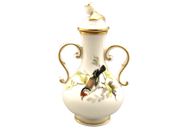Meissen scent bottle - image 1