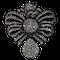 Eighteenth century paste pendant - image 1