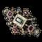 """Small """"historismus"""" brooch - image 1"""