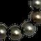 Tahitian Pearl Necklace date circa 1990, SHAPIRO & Co since1979 - image 1