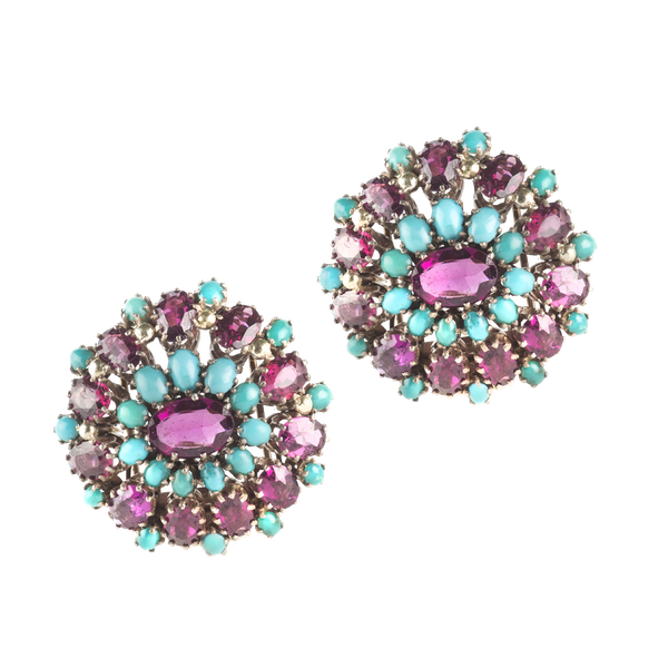 A pair of Dress Clips by Dorrie Nossiter - image 1